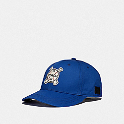COACH F26807 Americana Cap ROYAL BLUE