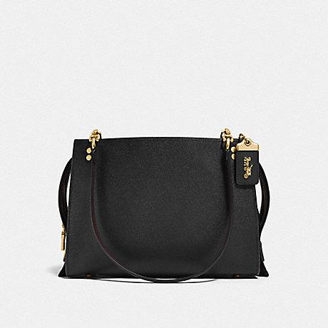 COACH F26829 ROGUE SHOULDER BAG OL/BLACK