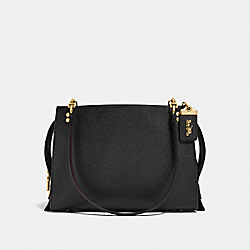 ROGUE SHOULDER BAG - F26829 - OL/BLACK