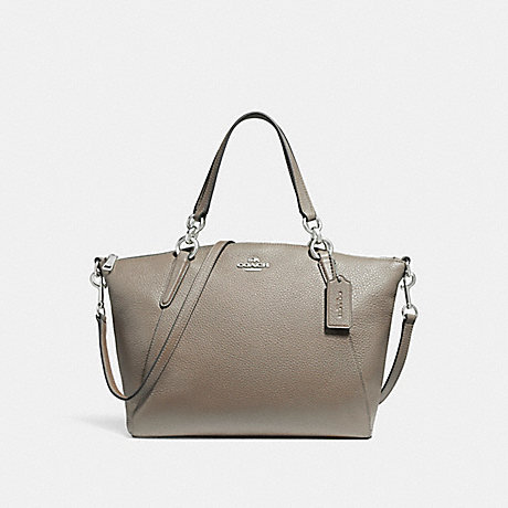 COACH f26917 SMALL KELSEY SATCHEL<br>蔻驰小凯尔! 银雾