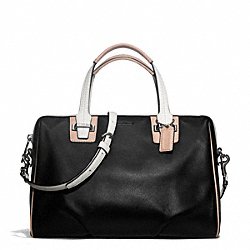 COACH F27027 - TAYLOR SPECTATOR LEATHER SATCHEL ONE-COLOR