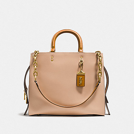 COACH F27055 ROGUE IN COLORBLOCK OL/BEECHWOOD