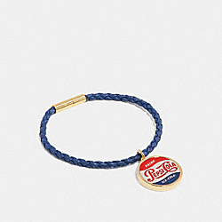 COACH F27191 - PEPSI® BRACELET MIDNIGHT NAVY/MULTI