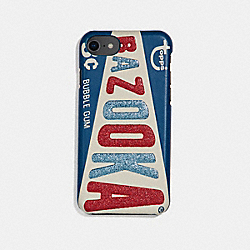 COACH F27329 Bazooka™ Iphone Case MULTICOLOR