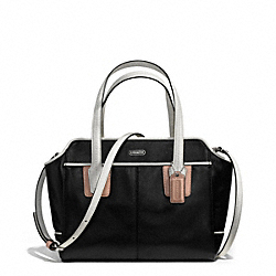 COACH F27662 Taylor Spectator Leather Bette Mini Tote Crossbody