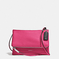 COACH F28121 - THE URBANE CROSSBODY BAG  IN PEBBLED LEATHER  UEFUS