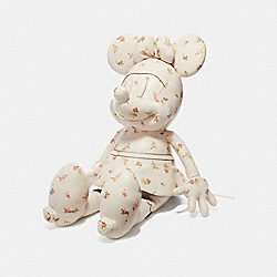 COACH F28379 Medium Minnie Mouse Doll CHALK/MULTICOLOR