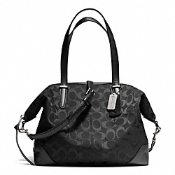 COACH F28882 - BLEECKER SIGNATURE FABRIC COOPER SATCHEL ONE-COLOR