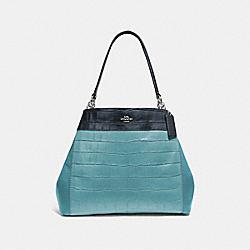 COACH F28933 Lexy Shoulder Bag In Colorblock SVNGV