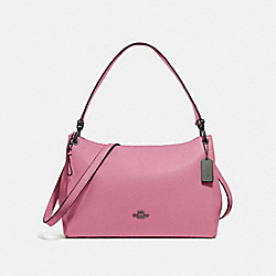 COACH F28966 - MIA SHOULDER BAG QB/PINK ROSE