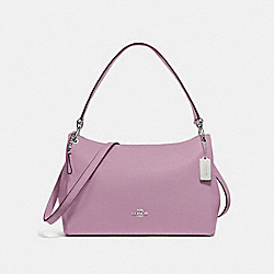 MIA SHOULDER BAG - F28966 - JASMINE/SILVER