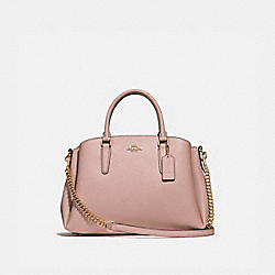 COACH F28976 - SAGE CARRYALL NUDE PINK/IMITATION GOLD