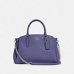 SAGE CARRYALL - F28976 - LIGHT PURPLE/SILVER