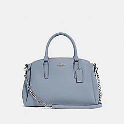 COACH F28976 - SAGE CARRYALL STEEL BLUE