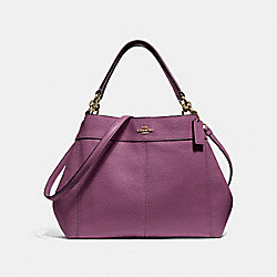 SMALL LEXY SHOULDER BAG - F28992 - PRIMROSE/LIGHT GOLD
