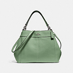 COACH F28992 Small Lexy Shoulder Bag CLOVER/SILVER