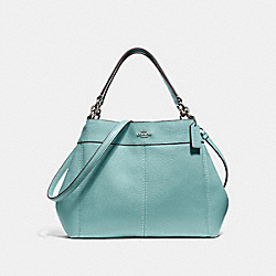 SMALL LEXY SHOULDER BAG - F28992 - CLOUD/SILVER
