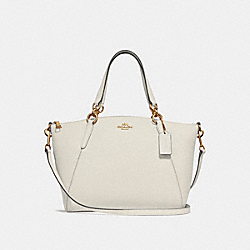 SMALL KELSEY SATCHEL - F28993 - IM/CHALK