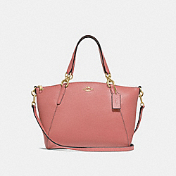 COACH F28993 Small Kelsey Satchel MELON/LIGHT GOLD