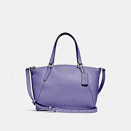 COACH F28994 MINI KELSEY SATCHEL LIGHT-PURPLE/SILVER
