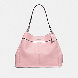 COACH F28997 Lexy Shoulder Bag PETAL/SILVER