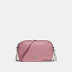 ISLA CHAIN CROSSBODY - f29000 - SILVER/DUSTY ROSE