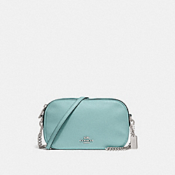 ISLA CHAIN CROSSBODY - F29000 - CLOUD/SILVER