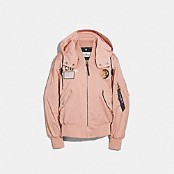 SPACE MA-1 JACKET - f29078 - DESERT