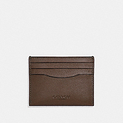 COACH F29140 Card Case SADDLE