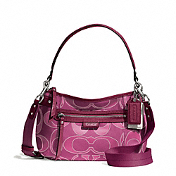 COACH F29306 - DAISY MULTI SIGNATURE CROSSBODY ONE-COLOR