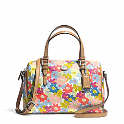 COACH F29781 - PEYTON FLORAL BENNETT MINI SATCHEL ONE-COLOR
