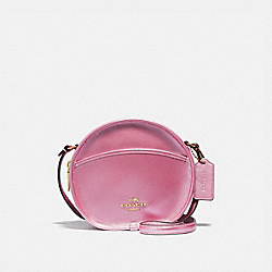 COACH F29794 - CANTEEN CROSSBODY METALLIC BLUSH/IMITATION GOLD