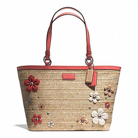 Summer Handbags Straw Coach