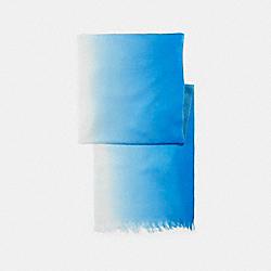 COACH F29925 Signature Ombre Wrap NJE
