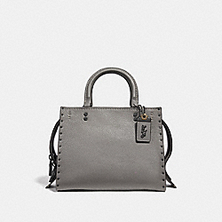 COACH F30456 - ROGUE 25 WITH RIVETS BP/HEATHER GREY