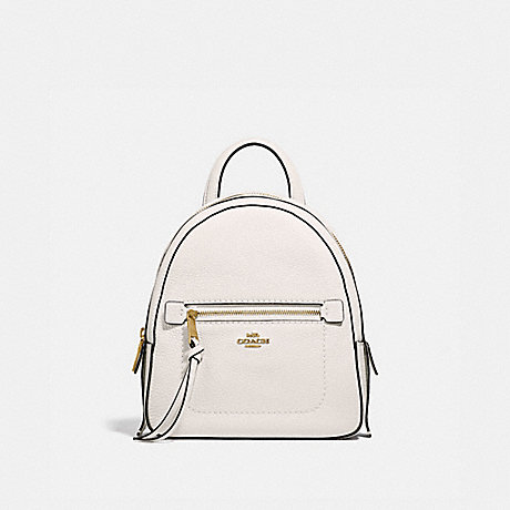COACH F30530 ANDI BACKPACK CHALK/LIGHT-GOLD