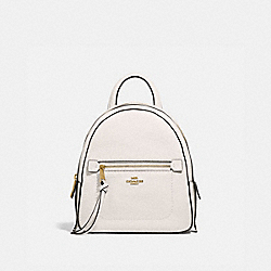 COACH F30530 Andi Backpack CHALK/LIGHT GOLD