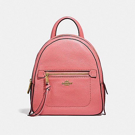 COACH F30530 ANDI BACKPACK ROSE PETAL/IMITATION GOLD