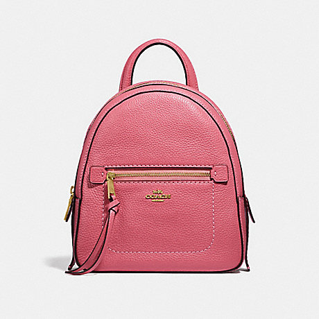 COACH F30530 ANDI BACKPACK PEONY/LIGHT-GOLD