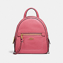COACH F30530 Andi Backpack PEONY/LIGHT GOLD