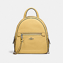COACH F30530 Andi Backpack SUNFLOWER/BLACK ANTIQUE NICKEL