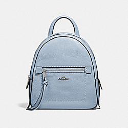 COACH F30530 Andi Backpack CORNFLOWER/SILVER