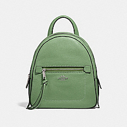 COACH F30530 Andi Backpack CLOVER/SILVER