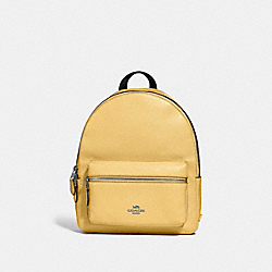 MEDIUM CHARLIE BACKPACK - F30550 - SUNFLOWER