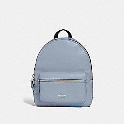 COACH F30550 - MEDIUM CHARLIE BACKPACK STEEL BLUE
