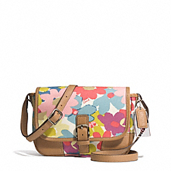 COACH F30602 Hadley Floral Field Bag