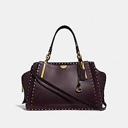 COACH F31020 - DREAMER 36 WITH RIVETS B4/OXBLOOD