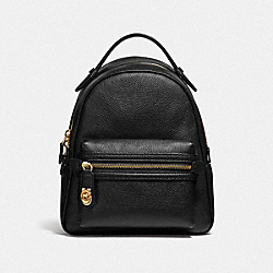 COACH F31032 - CAMPUS BACKPACK 23 LI/BLACK