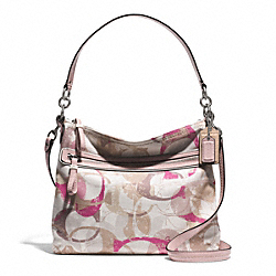COACH F31143 - STAMPED C HIPPIE SILVER/NEUTRAL MULTI