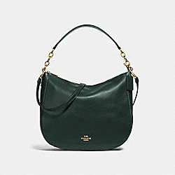 COACH F31399 Elle Hobo IVY/IMITATION GOLD